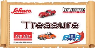 Tresureのイメージ